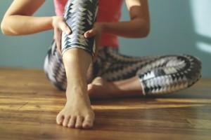 足部のコンディショニング